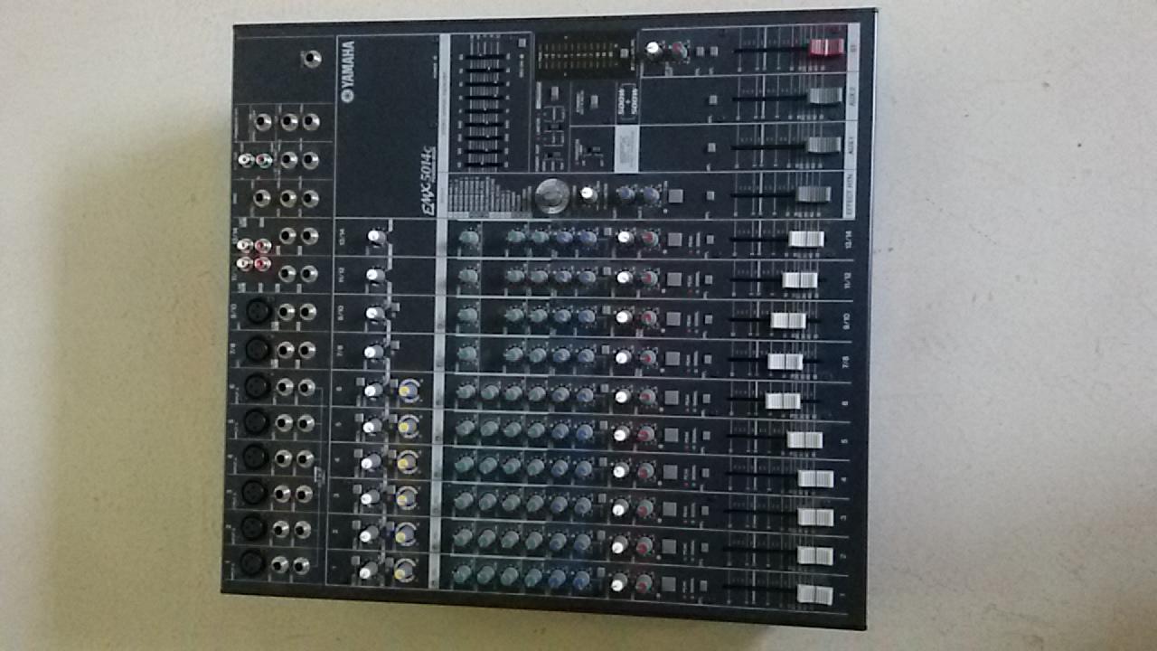 Petites annonces yamaha powerpod emx 512sc occasion table de mixage - Table de mixage amplifiee yamaha ...