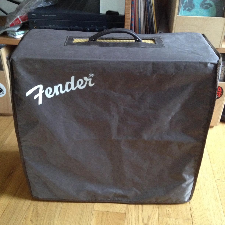 vends fender bassman 59 ltd annonce ampli fender. Black Bedroom Furniture Sets. Home Design Ideas