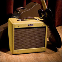 Fender 57 Champ, le 5 watts à lampe reissue