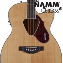 [Namm 2012] Gretsch G5013CE Rancher Junior