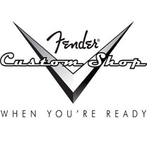 Le Fender Custom Shop dévoile sa collection 2013