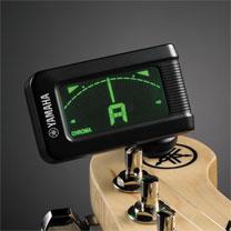 Yamaha YTC5 accordeur à pince guitare