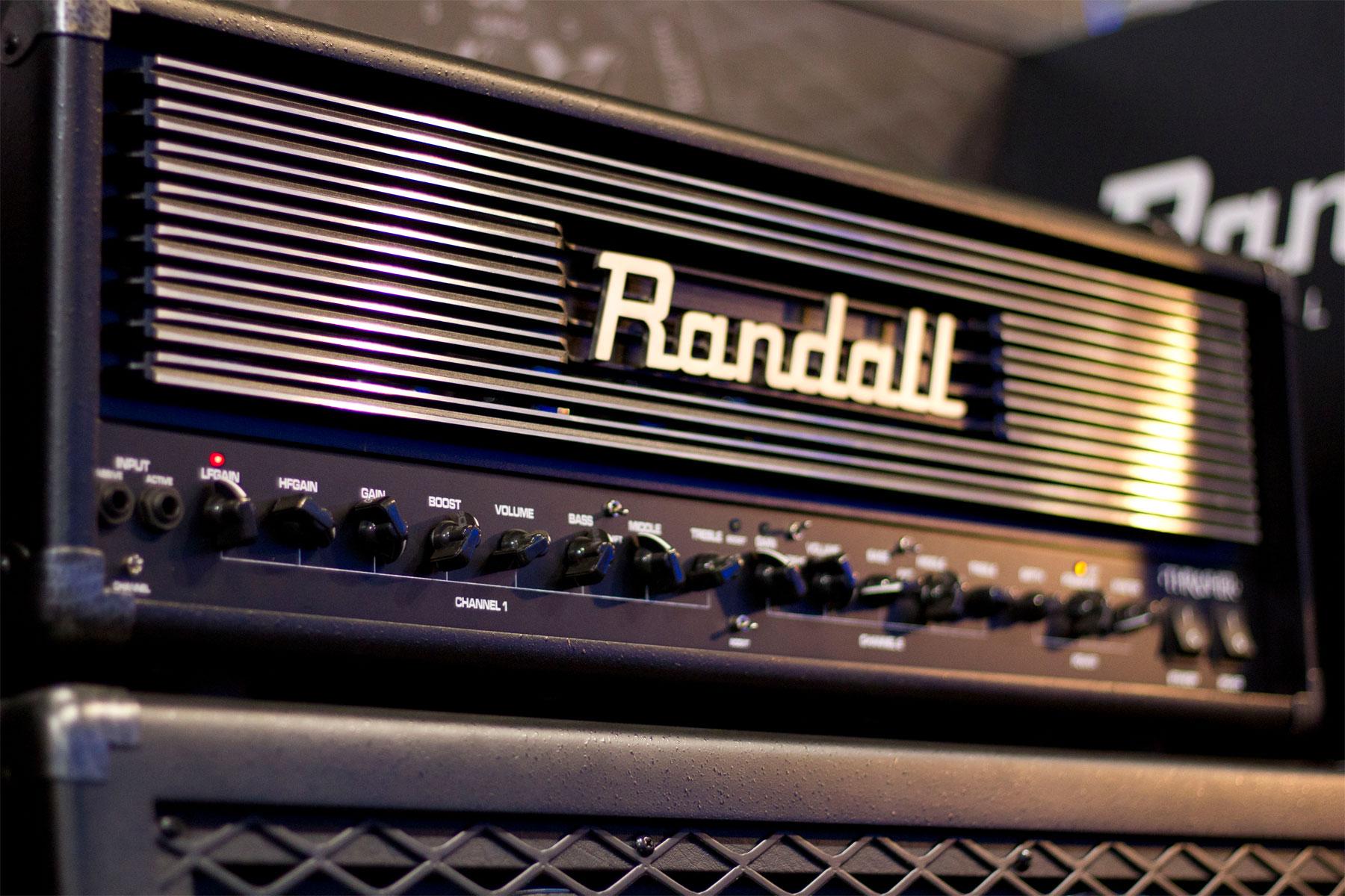Randall Thrasher   Guitariste com
