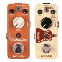 Mooer Varimolo & Wood Verb