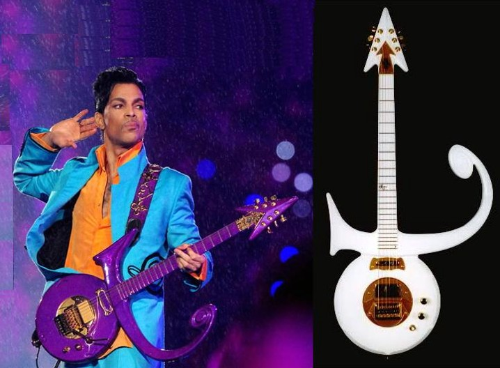 Prince Guitar Symbol Meaning