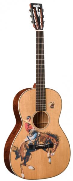 Le Cowboy 2016 de Martin Guitars réalisé par William Matthews