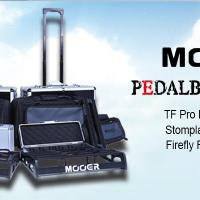 Flight Cases et Pedalboards chez Mooer