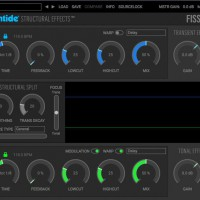 Eventide plug-in Fission et algorithme PitchFuzz pour H9