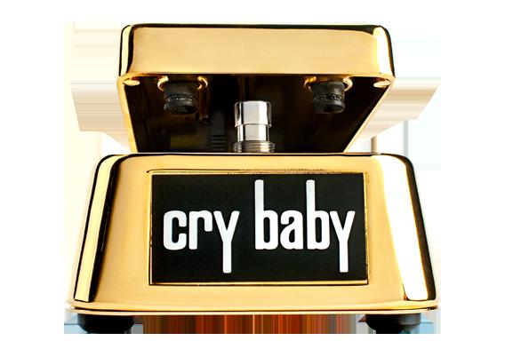 La P 233 Dale Wahwah Dunlop Cry Baby F 234 Te Ses 50 Ans