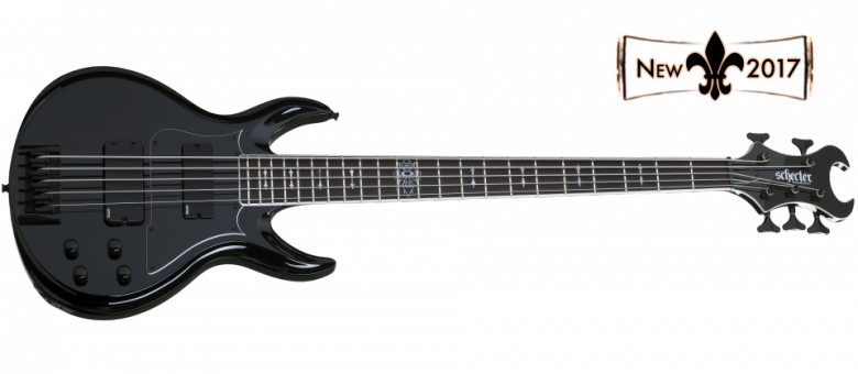 basse schecter cv series et stiletto stage