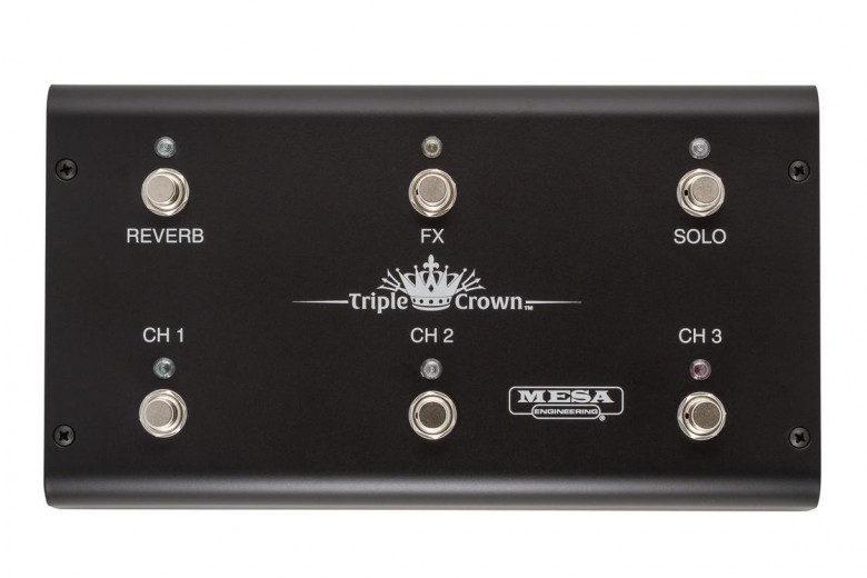 Footswitch ampli Mesa Boogie Triple Crown TC-50