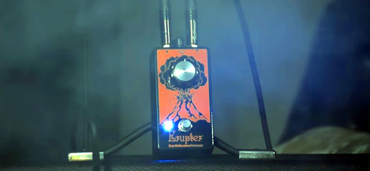 Test Earthquaker Fuzz Erupter