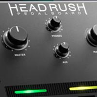 Test du HeadRush Pedalboard
