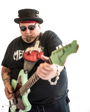 Popa Chubby, le bluesman de New York