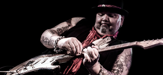 Interview de Popa Chubby