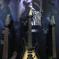 Ibanez offre (enfin!) une guitare Signature à Nita Strauss