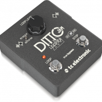 Ditto Jam X2, le looper a tempo variable