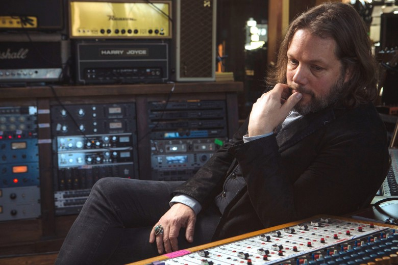 Rich Robinson - Composition
