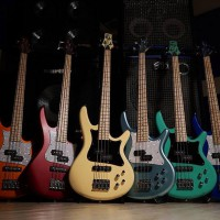 Basses Ibanez SR Mezzo medium scale
