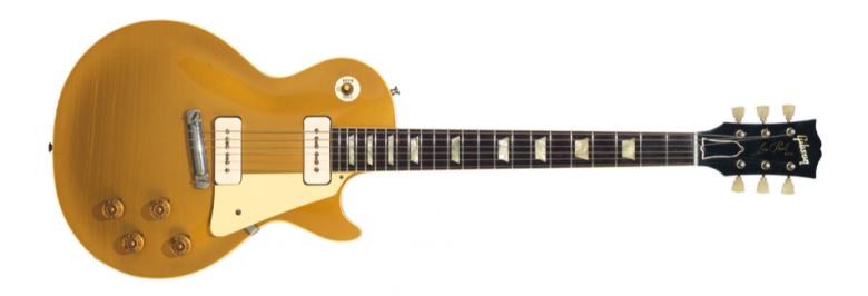 David Gilmour vend sa Black Strat et 120 autres guitares