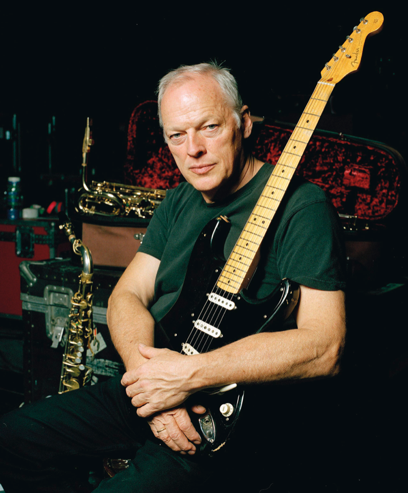 Pink Floyd - la guitare de David Gilmour bat des records !