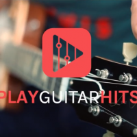 Nouvelle application Play Guitar Hits