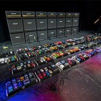 Record du plus grand pedalboard au monde