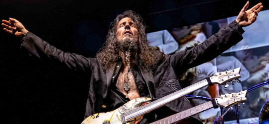 Interview Ron Thal / Bumblefoot
