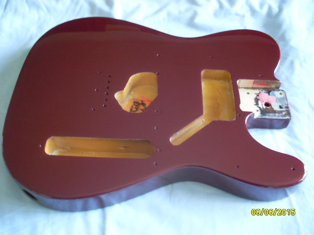 assemblage et upgrade telecaster guitare. Black Bedroom Furniture Sets. Home Design Ideas