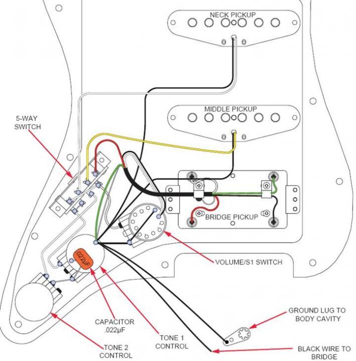 c u00e2blage micro chevalet strat  u0026quot tapped single coil