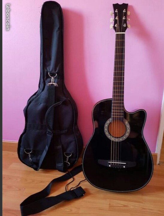 comfirmation sur marque guitare folk guitare classique. Black Bedroom Furniture Sets. Home Design Ideas