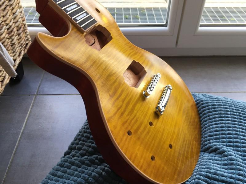 construction d une lp59 replica en kit custom page 33 guitare. Black Bedroom Furniture Sets. Home Design Ideas