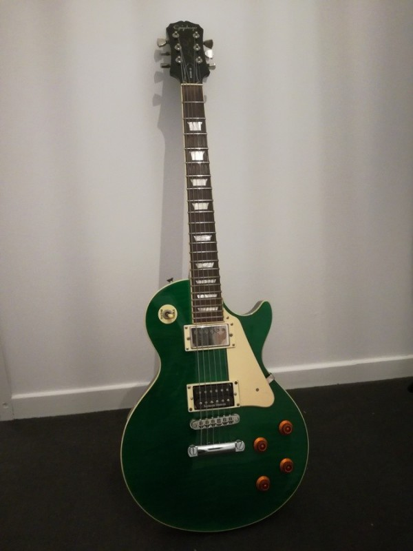 Datant d'une Gibson les Paul par numéro de série