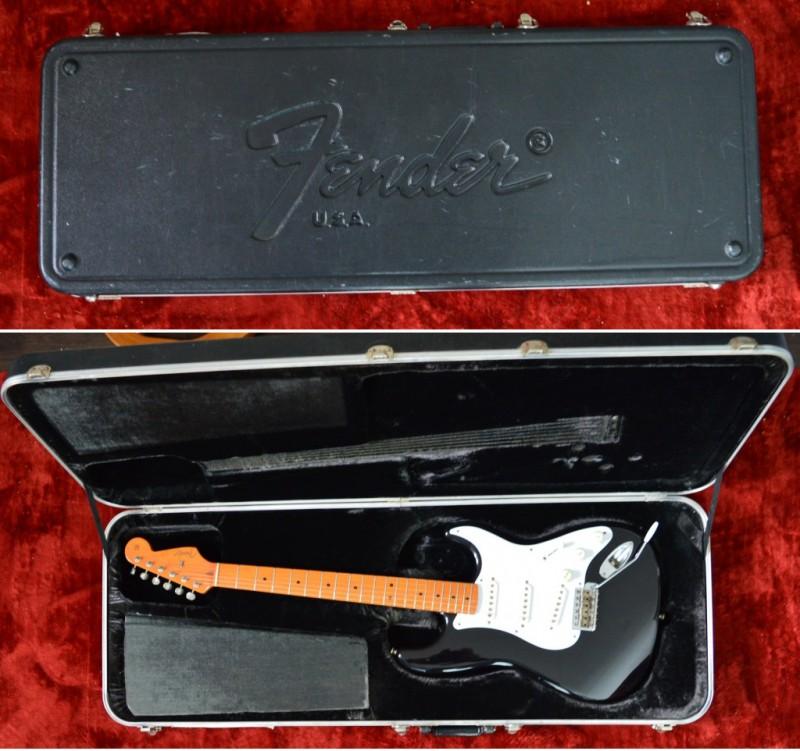 rencontres Eric Johnson Stratocaster