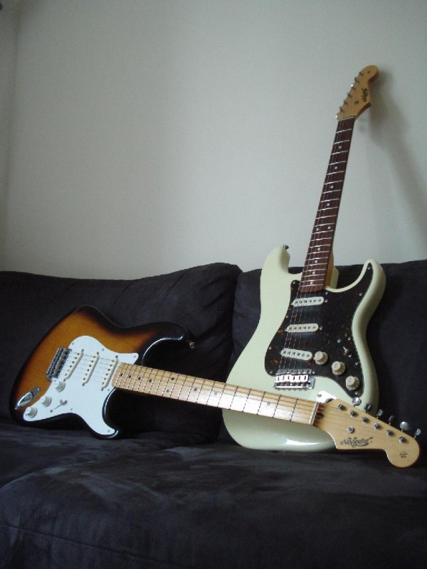 rencontres des guitares Greco