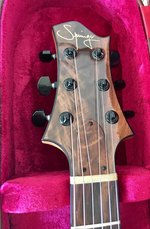 Springer - Seraph DC - Custom Guitare-sdcc-186759-b3b0